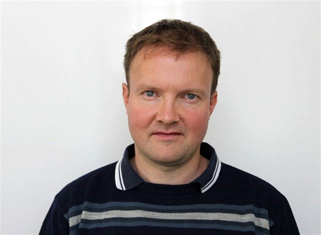Erlend Smedsdal, seniorrådgiver i Konkurransetilsynet.