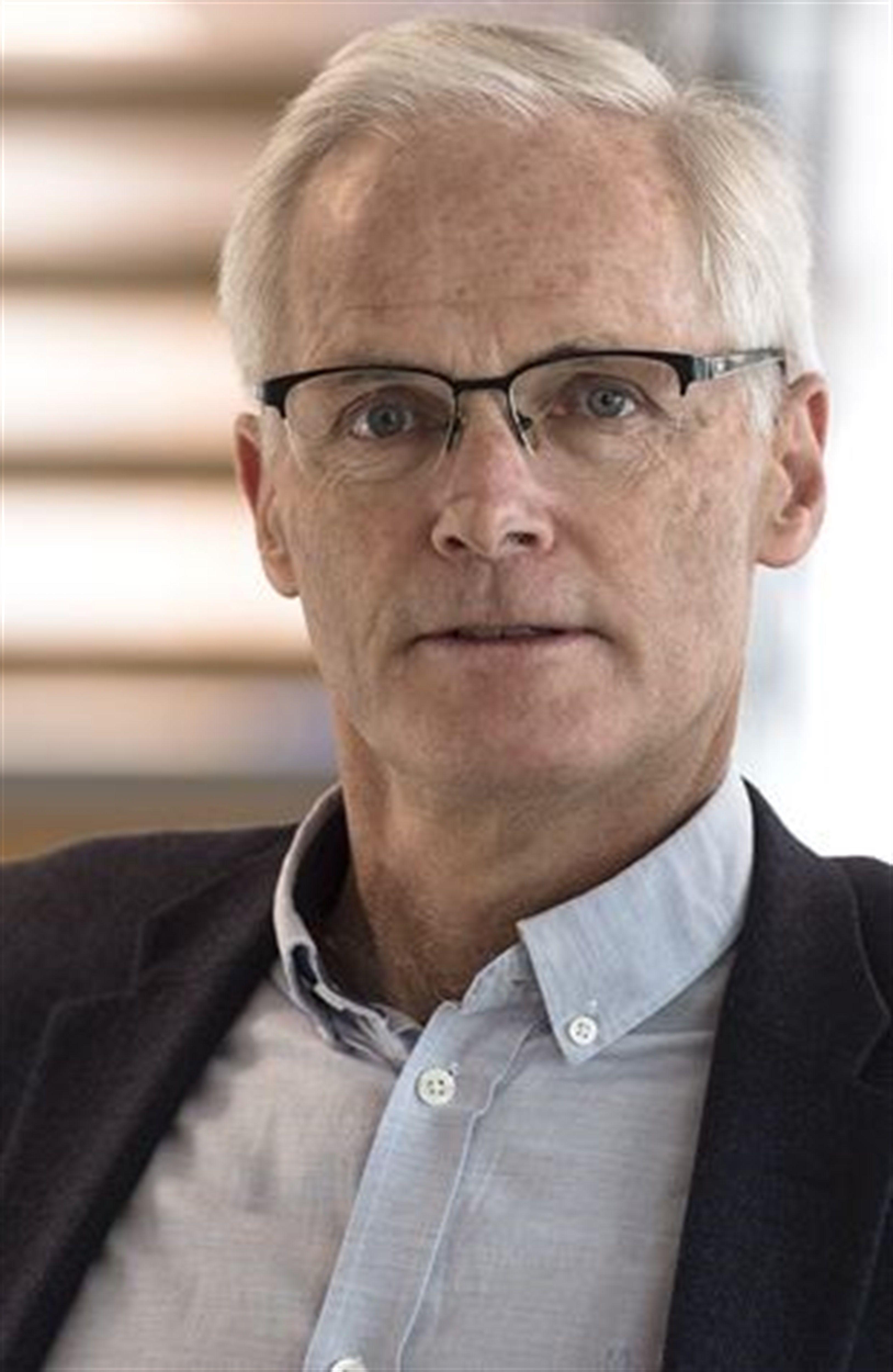 Portrettbilde av konkurransedirektør Lars Sørgard.