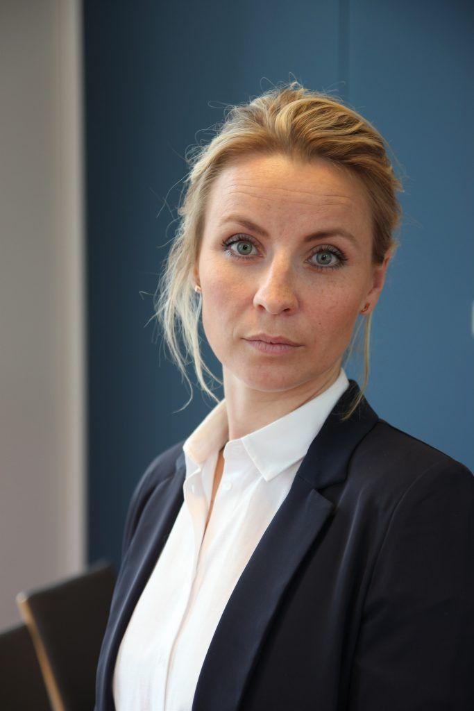 Line Skorpa Nygaard i Konkurransetilsynet.