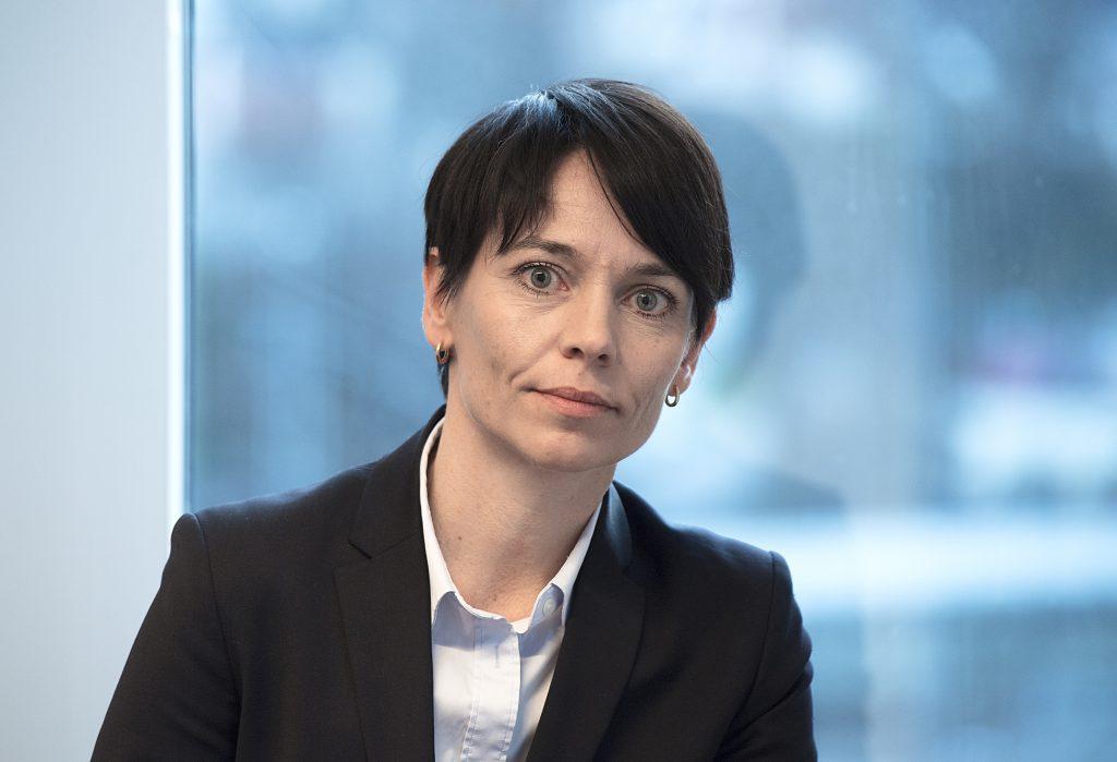 Karin Stakkestad Laastad, jurudisk direktør i Konkurransetilsynet.