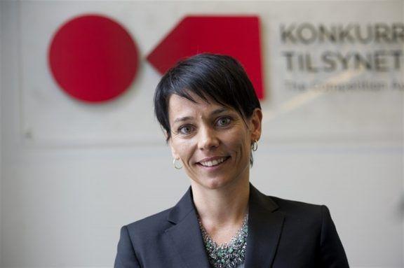 Ikon for Juridisk direktør Karin Stakkestad Laastad ønsker velkommen til årets konferanse i konkurranserett.