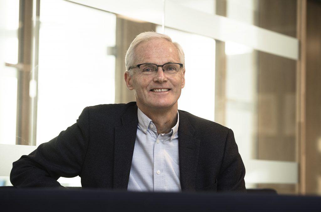 Lars Sørgard, konkurransedirektør.