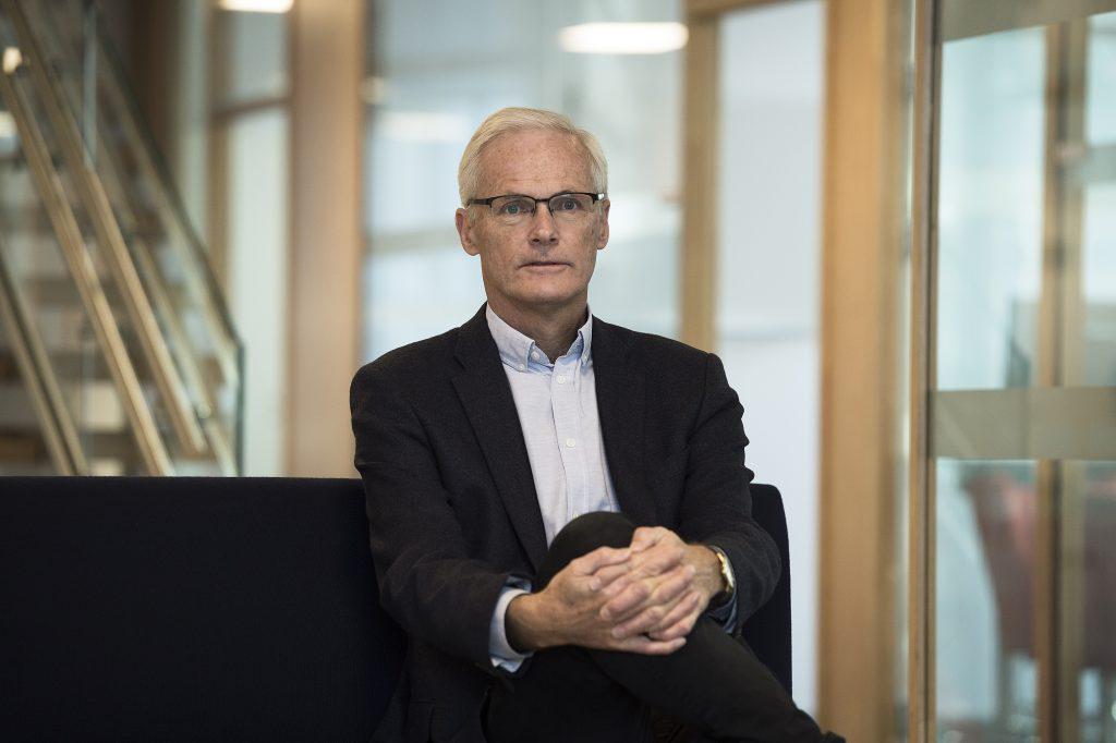 Lars Sørgard, koPortrettbilde av Lars Sørgard som er konkurransedirektør.nkurransedirektør.