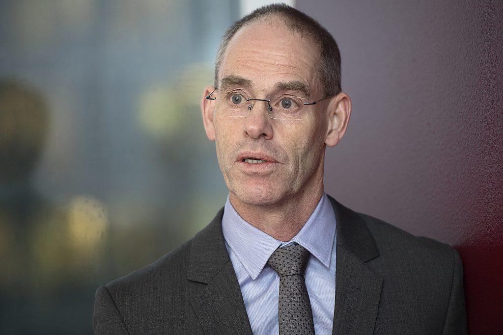 Avdelingsdirektør Magnus Gabrielsen.