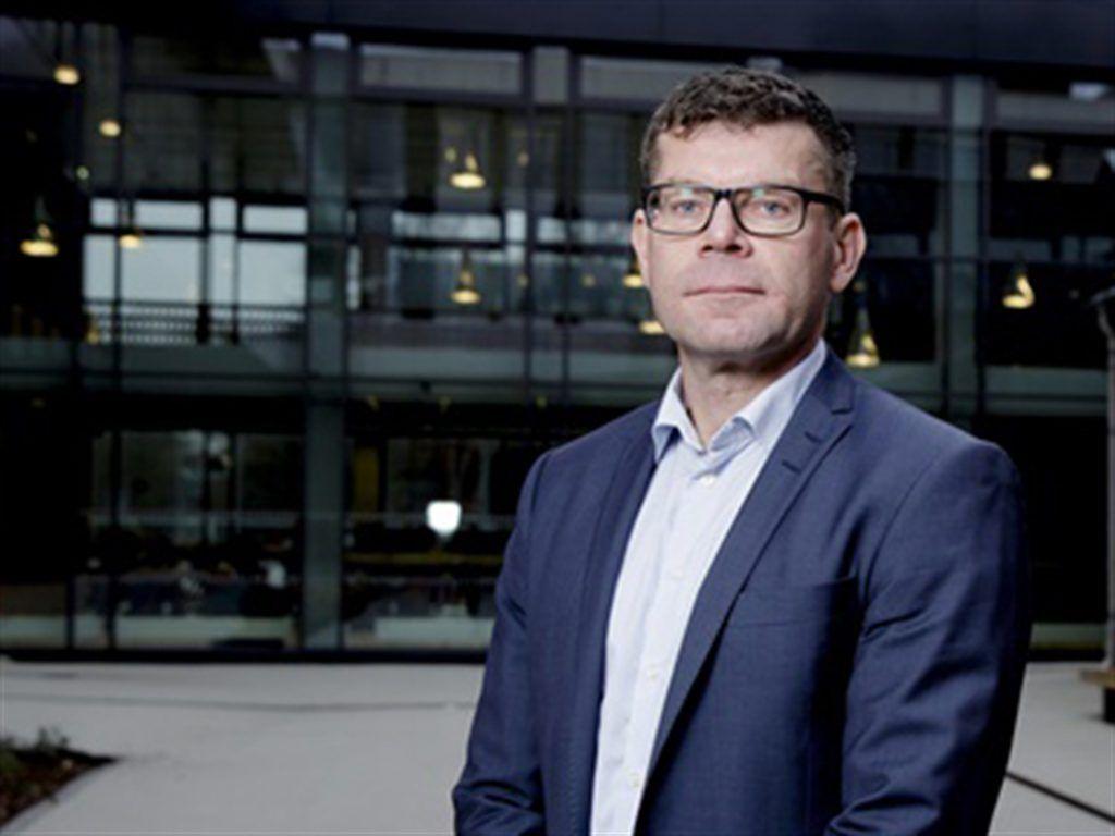 Avdelingsdirektør Gjermund Nese.
