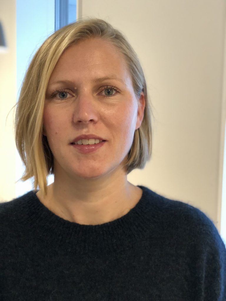Marita Skjæveland, nestleder for avdeling for bygg, industri og energi.
