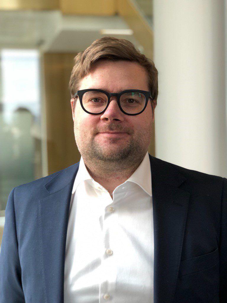 Trygve Bertin Eiken, prosjektleder.
