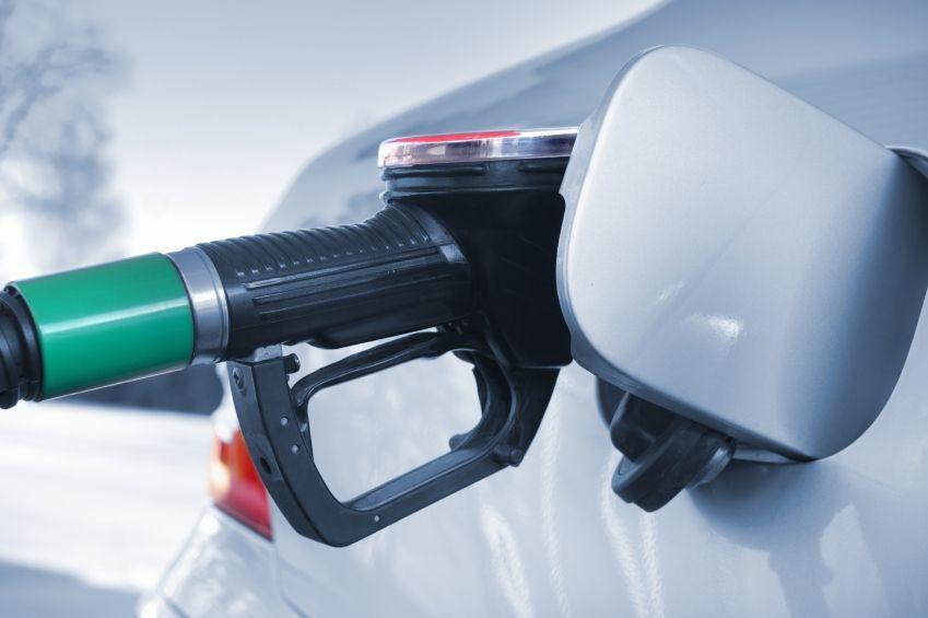 Drivstoff bensinpumpe