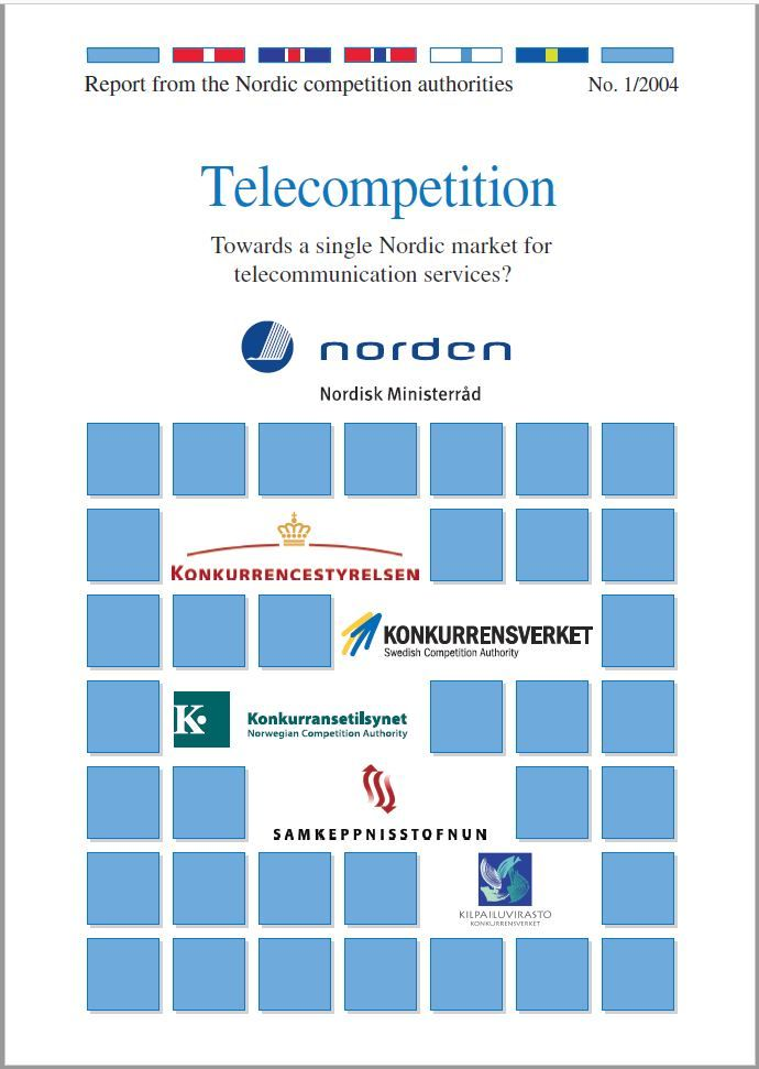 Forside rapport telecompetition 2004
