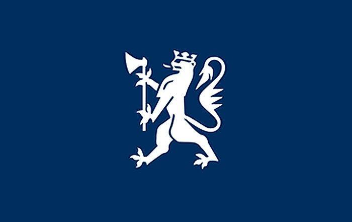 Logoen til regjeringen