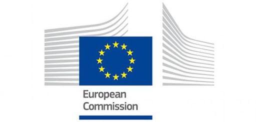 Logo EU-kommisjonen.