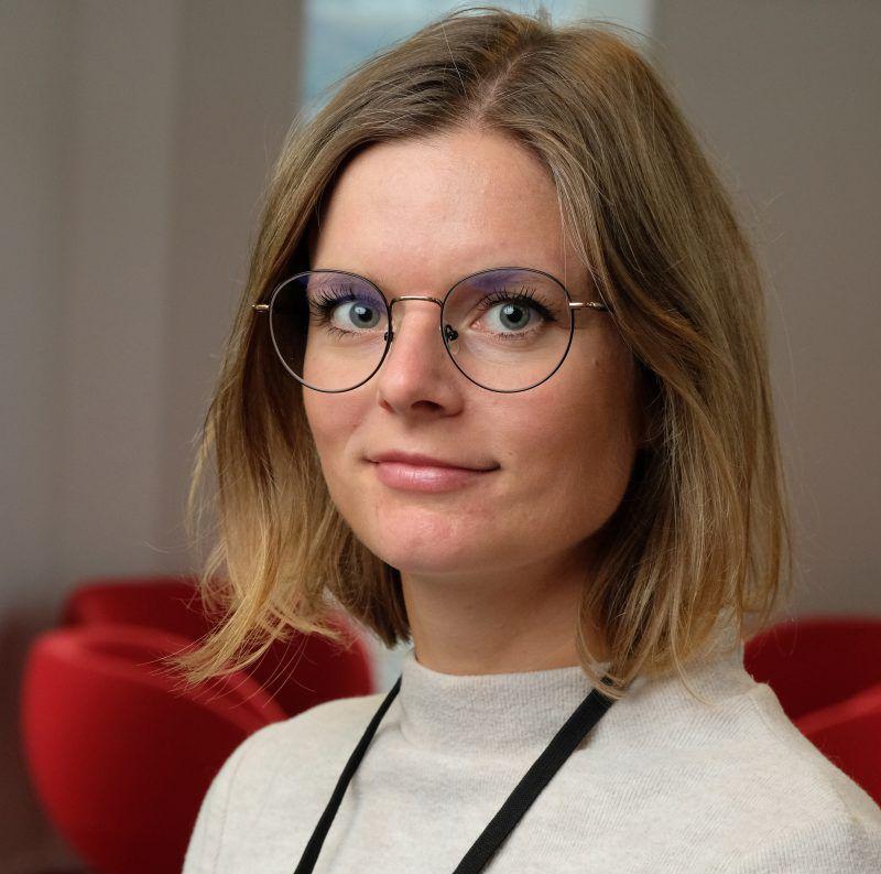 Portrettbilde av Kathrine Lavik i Konkurransetilsynet.