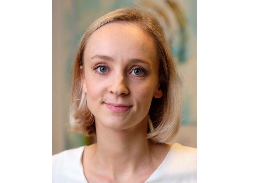 Portrettbilde av Lovise Engene i Konkurransetilsynet.