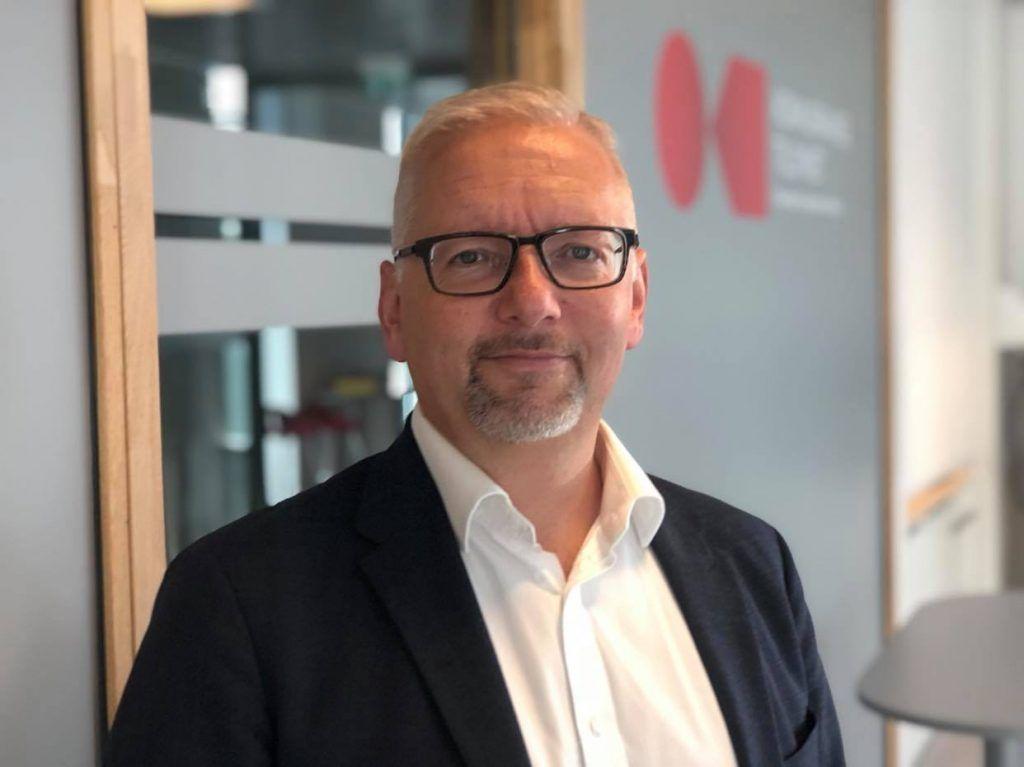 Portrettfoto av Jan Yngve Sand, sjefsøkonom i Konkurransetilsynet.